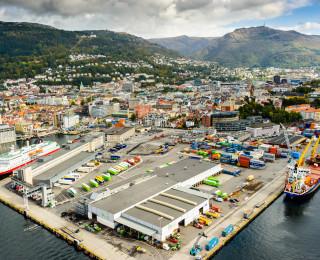 Dokken / Jekteviken i Bergen