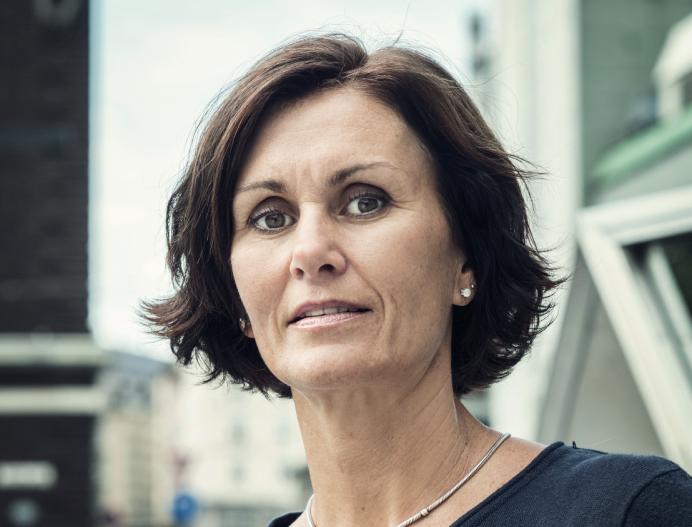 BLIR NY SJEF: Mette Svanes (bildet) blir direktør for ny Plan- og bygningsetat og Lise Reinertsen er ansatt som direktør for en ny Bymiljøetat. Etatene etableres fra 1. oktober. (Foto: Morten Wanvik)