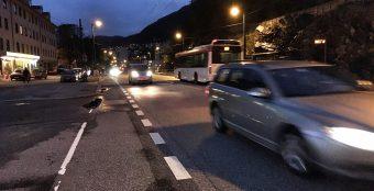 KJØRTE I FYLLA: En eiendomsinvestor fra Bergen risikerer fengseslsstraff etter at han i vår kjørte bil med en promille på 1,8. (ILLUSTRASJONSFOTO: Torgeir Hågøy)