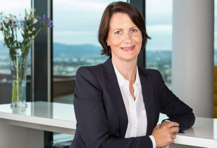 SLUTTER: Etter tretten år har Jorunn Nerheim sagt opp i Entra. Fra nyttår begynner hun som utviklingsdirektør hos Universitetet i Bergen. (Foto: Entra)