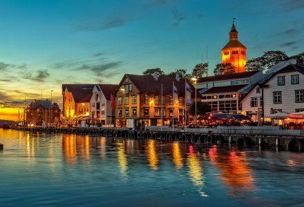 TEGN TIL BEDRING: Hotellmarkedet i Stavanger er krevende, men det finnes noen få tegn til bedring i markedet.