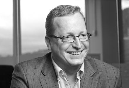 BEVISST: Hvilken rolle du har eller tar som eiendomsutvikler spiller en rolle. Det mener Arent Kragh i NOR PR. (Foto: Paul Bernhard)