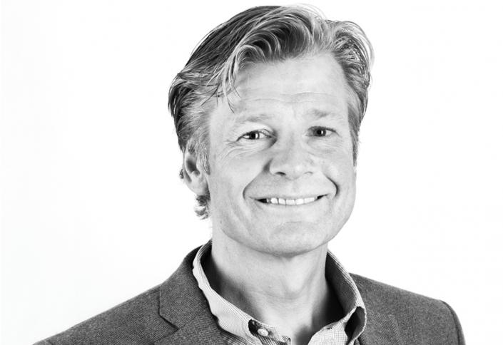 HANDLER STORT: Edgar Haugen i Ragde Eiendom har handlet stort i Bergen og selskapet eier nå 15-16 eiendommer i byen. Skal vi tro Haugen kan det fort bli mer. (Foto: Ragde Eiendom)